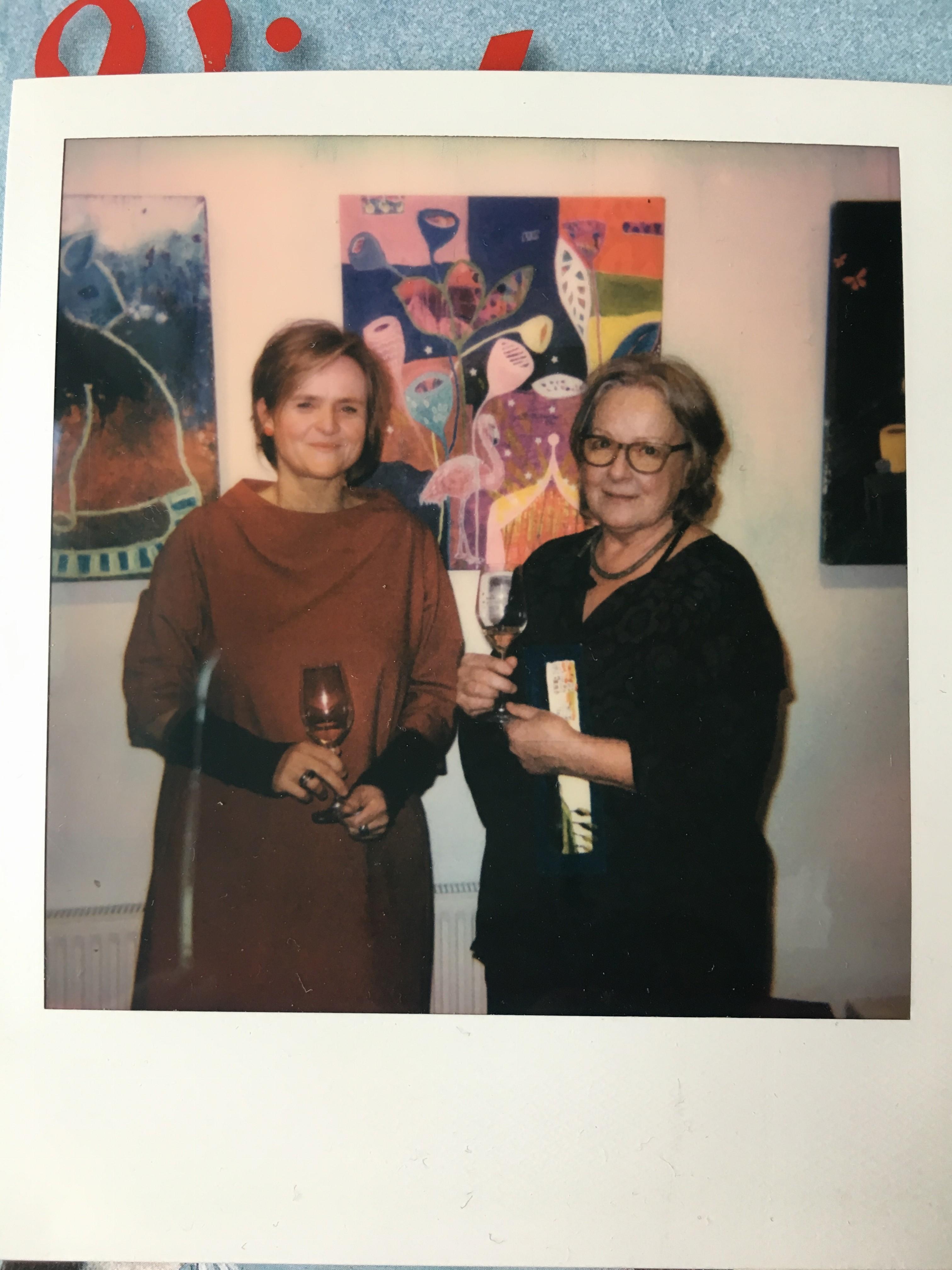 Andrea und Christine - here we are